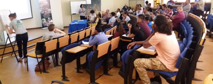 Tropenbos Suriname launches twinning project during inception seminar on urban greenery in Paramaribo