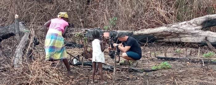 Storytelling: the village of Pikin Slee building towards a sustainable future in Agroforestry